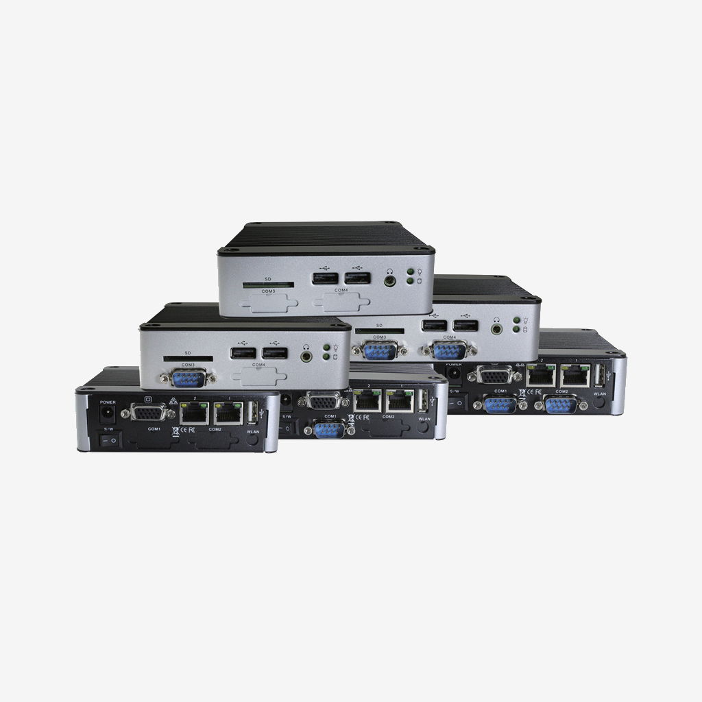 Industrial PC 33XX 2LAN series